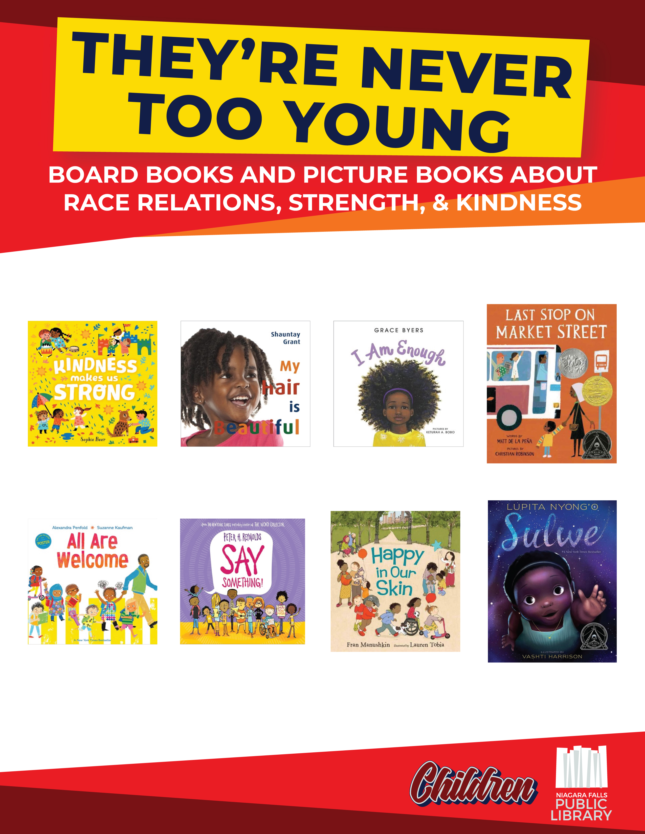 Young Children BLM Reads PDF