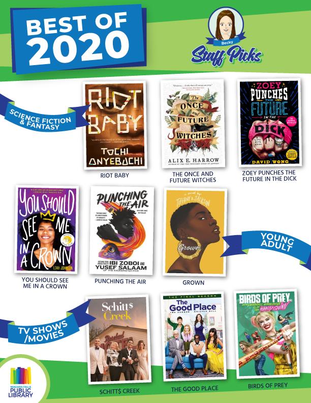 Becky's Best of 2020 PDF