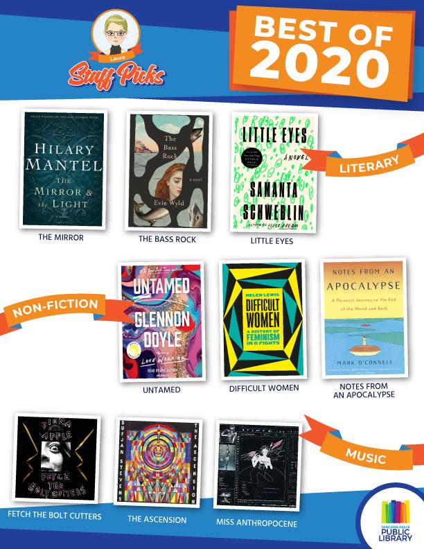 Laura's Best of 2020 PDF